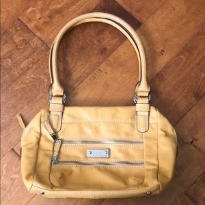 Leather Tignanello Handbag